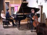Прокофьев С.С. Соната для виолончели и фортепиано C major, Op.119 (1949) 2 часть ( Кирилл Родин )