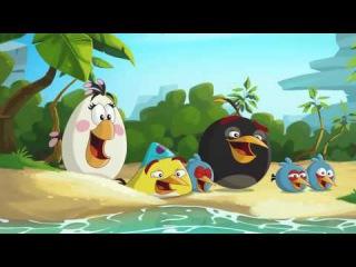 Злые птички l Angry Birds Toons 2 сезон 2015 официальный трейлер