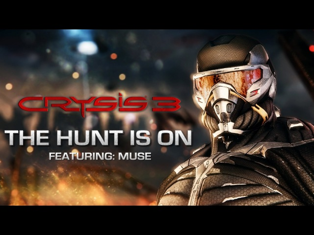 The Hunt is On With Crysis 3