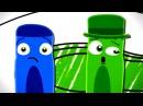 Сборник мультфильмов: Цвета для детей. Мультики Все серии подряд. Для самых маленьких. BabyfirstTV