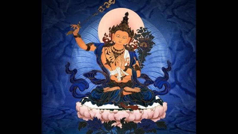 Manjushri Mantra-- One Hour