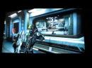 EXEQ AIM Pro (JXD s7800b) при подключении к ТВ, игра: Mass Effect Infiltrator