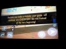 EXEQ AIM Pro (JXD s7800b) при подключении к ТВ, игра: Bike Racing