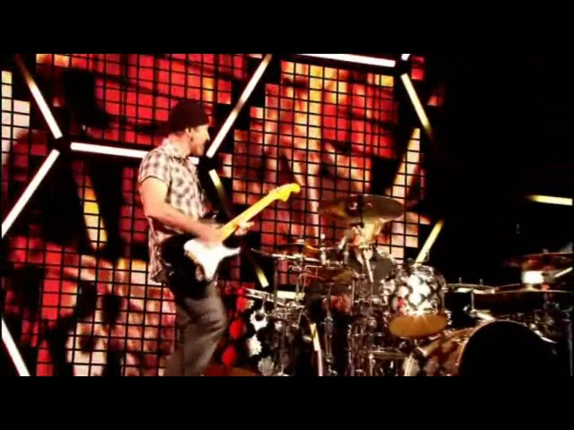 Muse feat. The Edge - Where The Streets Have No Name (U2 Cover)