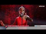 Aminata Savadogo едет на Евровидение