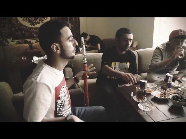 Uran ft. Xpert,Tibu,Shahruz Dj Twist - AzRap Cypher 2