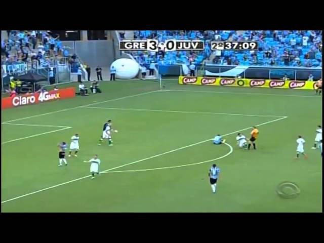 Alan Ruiz manda Beto Port tomar no c* e saí da defesa dribla três e deixa Everton na cara do gol