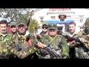 Самвэл командир батальона Восток ополчения Крыма к матерям и солдатам Украины 26.09.2014