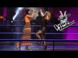 Jasmine Karimova vs. Melissa Meewisse – Hold My Hand (The Battle | The voice of Holland 2015)