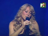 Mariah Carey - cant live if living is without You (playback MTV)