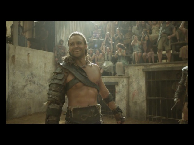 Спартак Боги арены Ганник Spartacus Gods of the Arena Gannicus