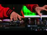 DJ QBert Performs on REVOLT Lives