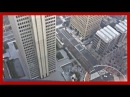 ВИДЕО Как качаются высотные здания. Землетрясение в Японии. / Earthquake in Japan