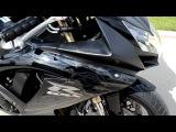 2009 Suzuki GSXR600 Black Overview Review Walk Around