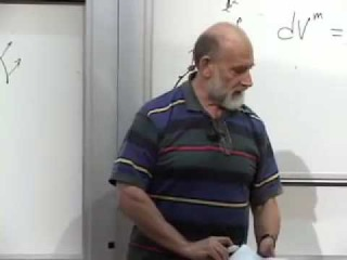 Modern Physics: Einstein's General Theory of Relativity; Lecture 6 (Stanford)