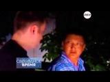 Пьяная полиция Астрахани мстит автору Города Грехов Эльшаду Бабаеву за поимку пьяных полицейских