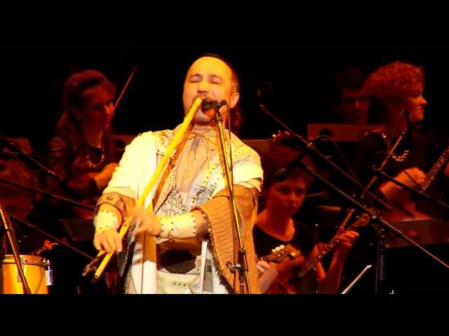 Роберт Юлдашев, ансамбль «Курайсы» и оркестр «Терема» - «Легенда о журавлях»