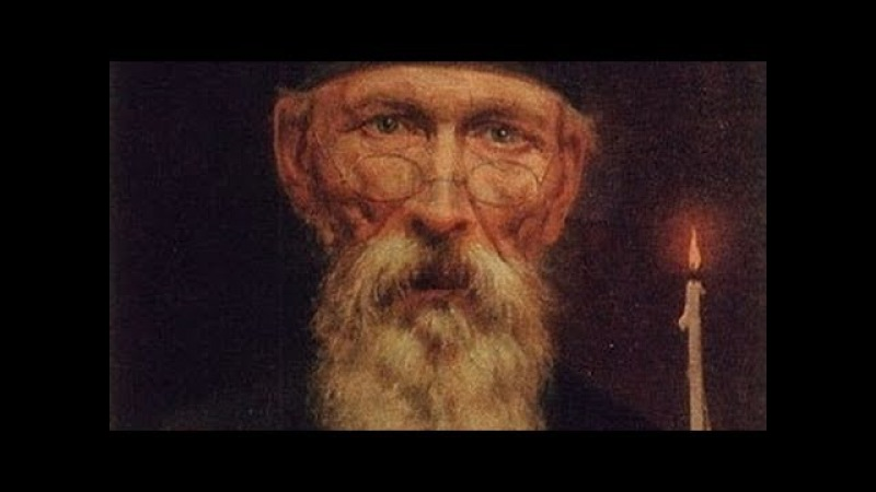 Русский Пророк преподобный Авель / Предсказания царю Павлу I