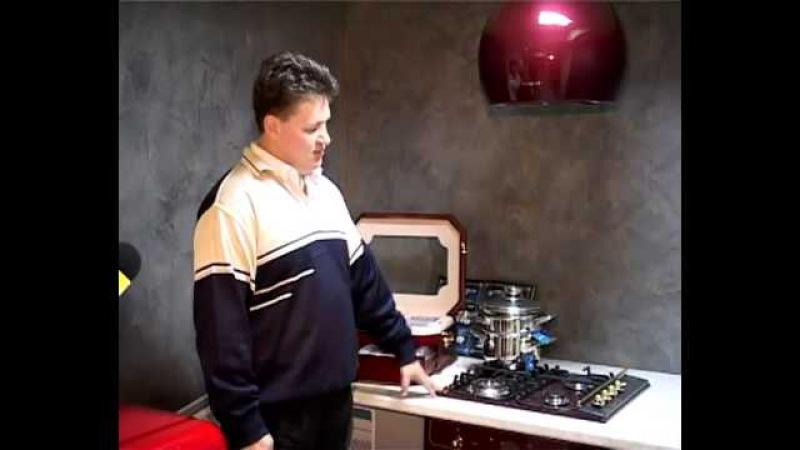 Обзор встраиваемой техники для кухни