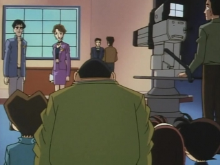 Detective Conan Capítulo 123. El secuestro de la chica del tiempo