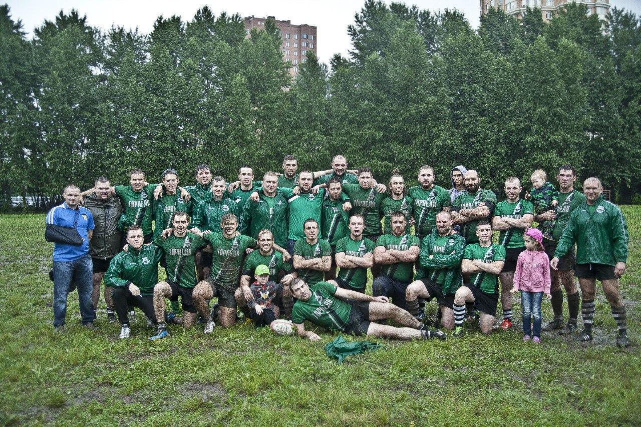 Регбийный клуб Торпедо Москва