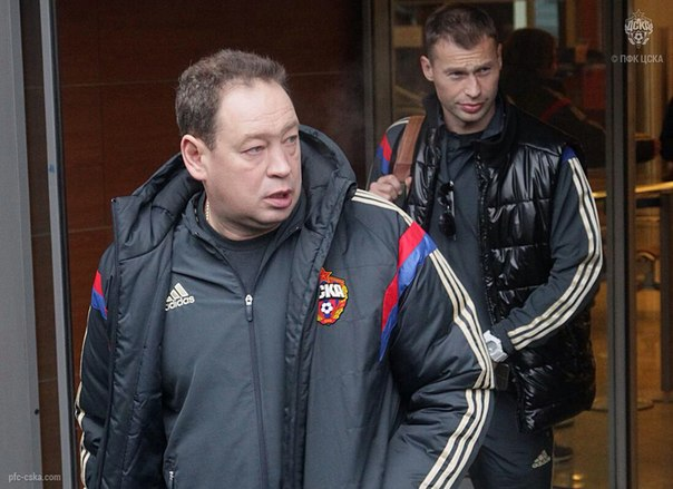 Виктор Гончаренко: для меня лучший тренер 2014 года - Слуцкий