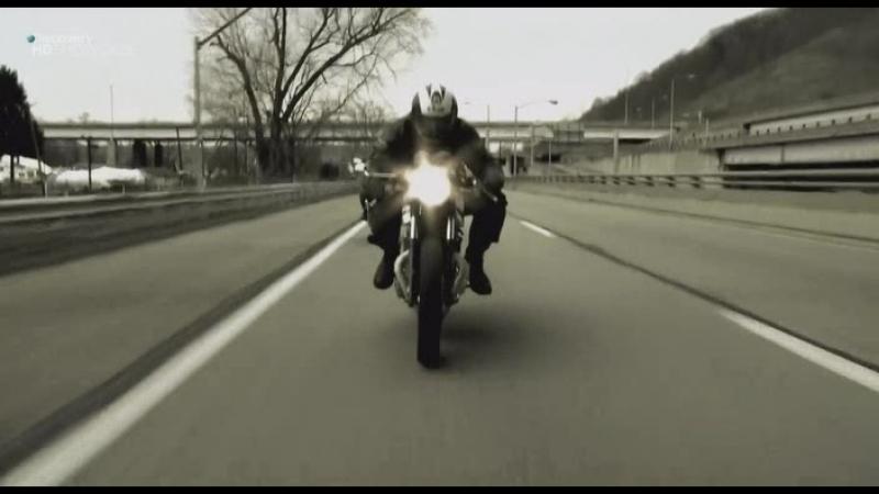 Discovery: Гоночный мотоцикл/Cafe Racer 1 сезон 1 серия