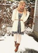 Платья Под Белые Тёплые Колготки