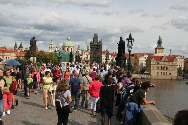 Прага - путеводитель и 10 аргументов в пользу города