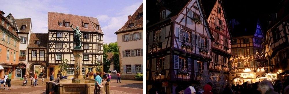 25 сказочных мест со всей планеты (Город Кольмар, Франция)