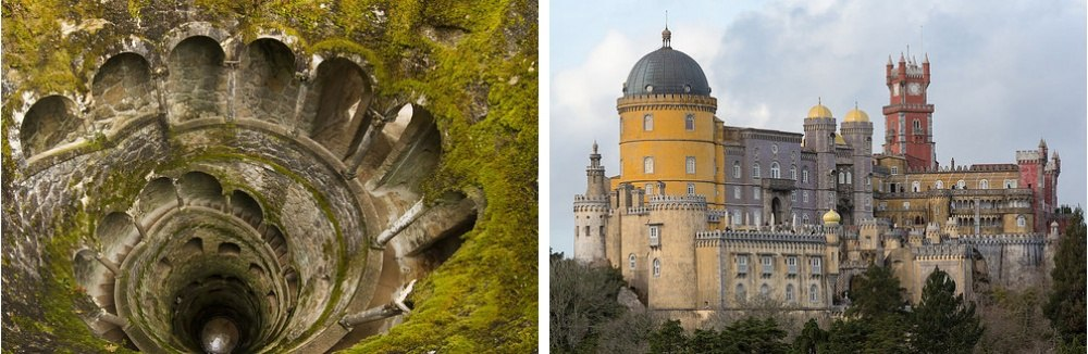 25 сказочных мест со всей планеты (Город Синтра, Португалия)