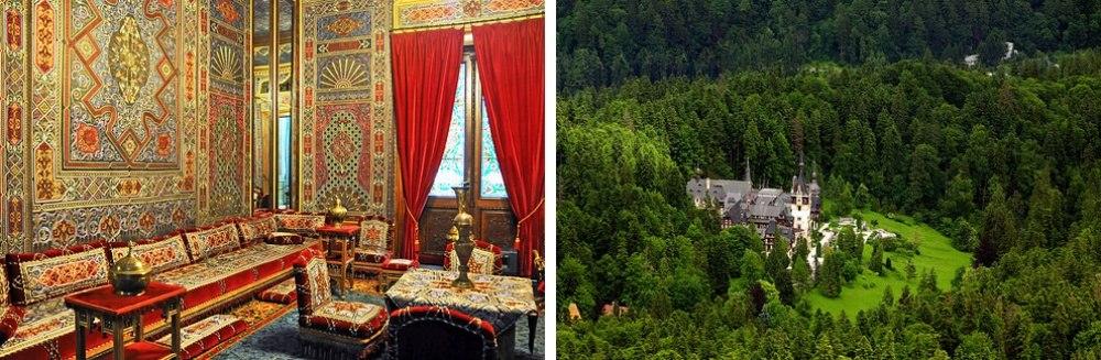 25 сказочных мест со всей планеты (Замок Пелеш, Румыния)