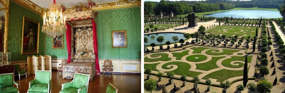 25 сказочных мест со всей планеты (Версаль, Франция)