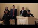 Glavnoe - Виступи Авакова, Фацевича та Мельника перед слухачами курсів патрульної поліції у Харкові