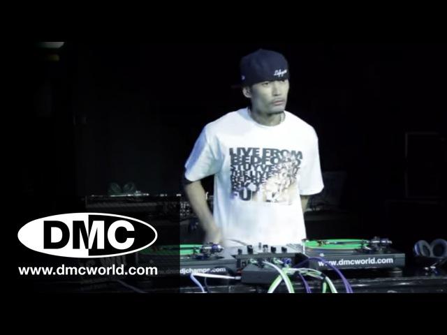 DJ IZOH Japan DMC World Champion 2012 EXCLUSIVE