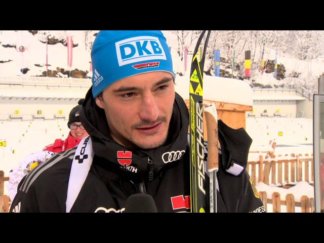 IBU Cup 5: Mixed Relay (Antonin Guigonnat)