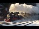 Dampfzug Dampflok Sonderfahrt Tunnelfahrten 2011 von Rottweil über Triberg nach Hausach