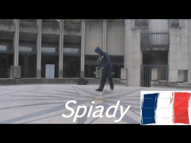 Wackaaa ft. Spiady | Unforgettable Boyz | Hungary ft France