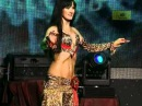 1st place in competition Queen of the Pyramid 2010. Bellydancer Dovile from Lithuania (Kaunas)