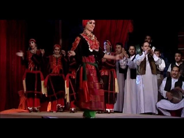 Tribal Style Bellydance and Music Raqset Al Hajjalah by Hossam Ramzy