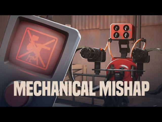 Mechanical Mishap [Saxxy Awards 2015]