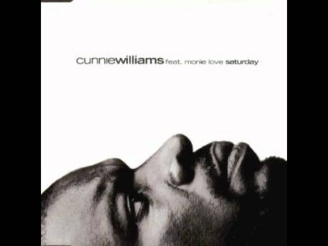 Cunnie Williams - Saturday (Feat. Monie Love)