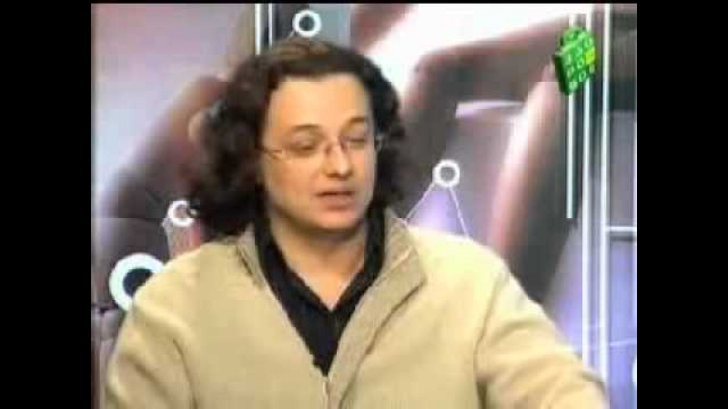 Даниил Хломов в телепрограмме