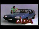 Lada Samara Commercial from 1988 (Built to survive)