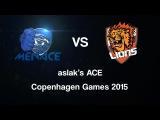 aslak vs Lions | ACE
