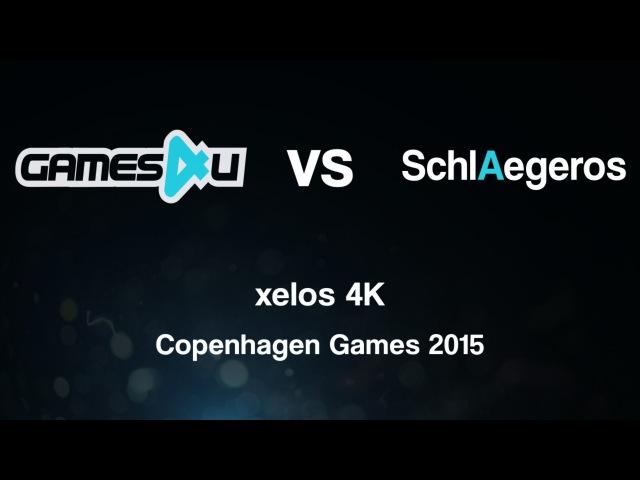 Xelos vs schlaegeros 4K