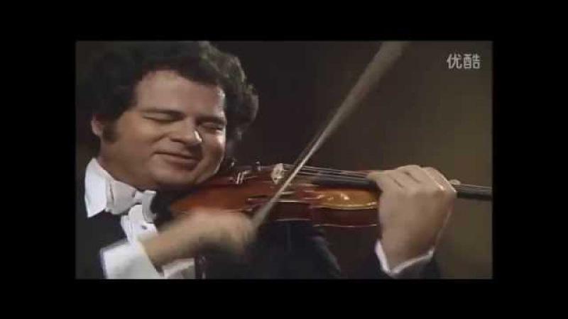 P. I. Tchaikovsky - Violin Concerto in D major, Op. 35 - Itzhak Perlman