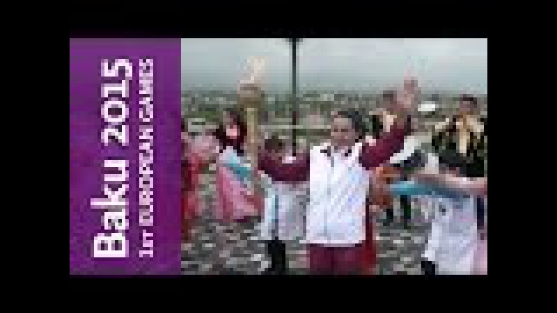 Goygol, Journey of the Flame | Baku 2015