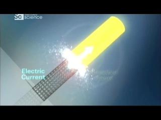 Дело техники. Батарейка на основе углеродных нано трубок.