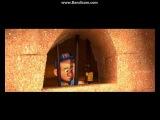 Смешной момент из мультфильма
